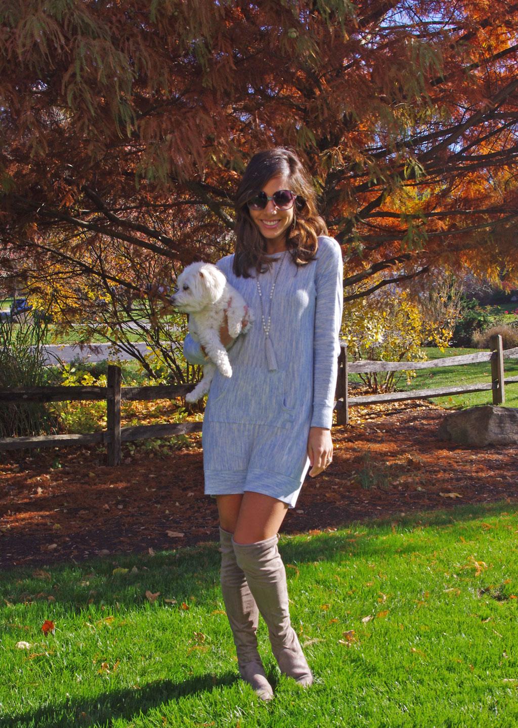 sweateronoe