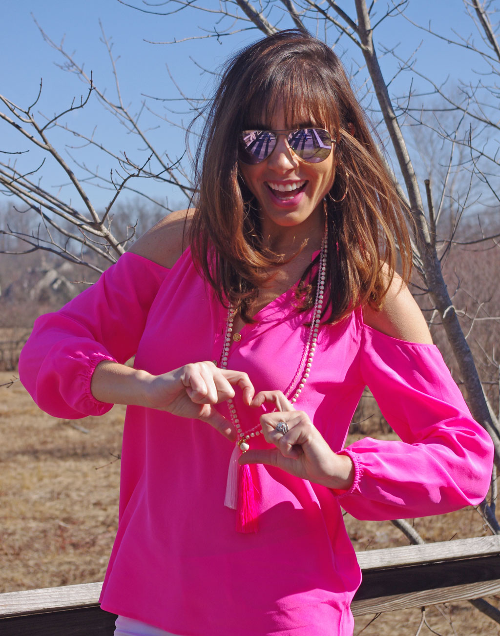 sunny-shoulder-long-sleeve-lilly-pulitzer-pink