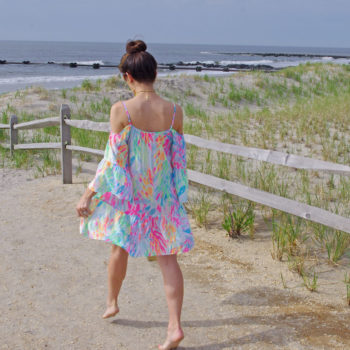 lilly-pulitzer-off-the-shoulder-boho-dress