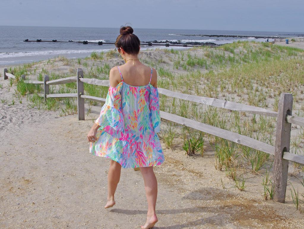 lilly-pulitzer-off-the-shoulder-boho-dress