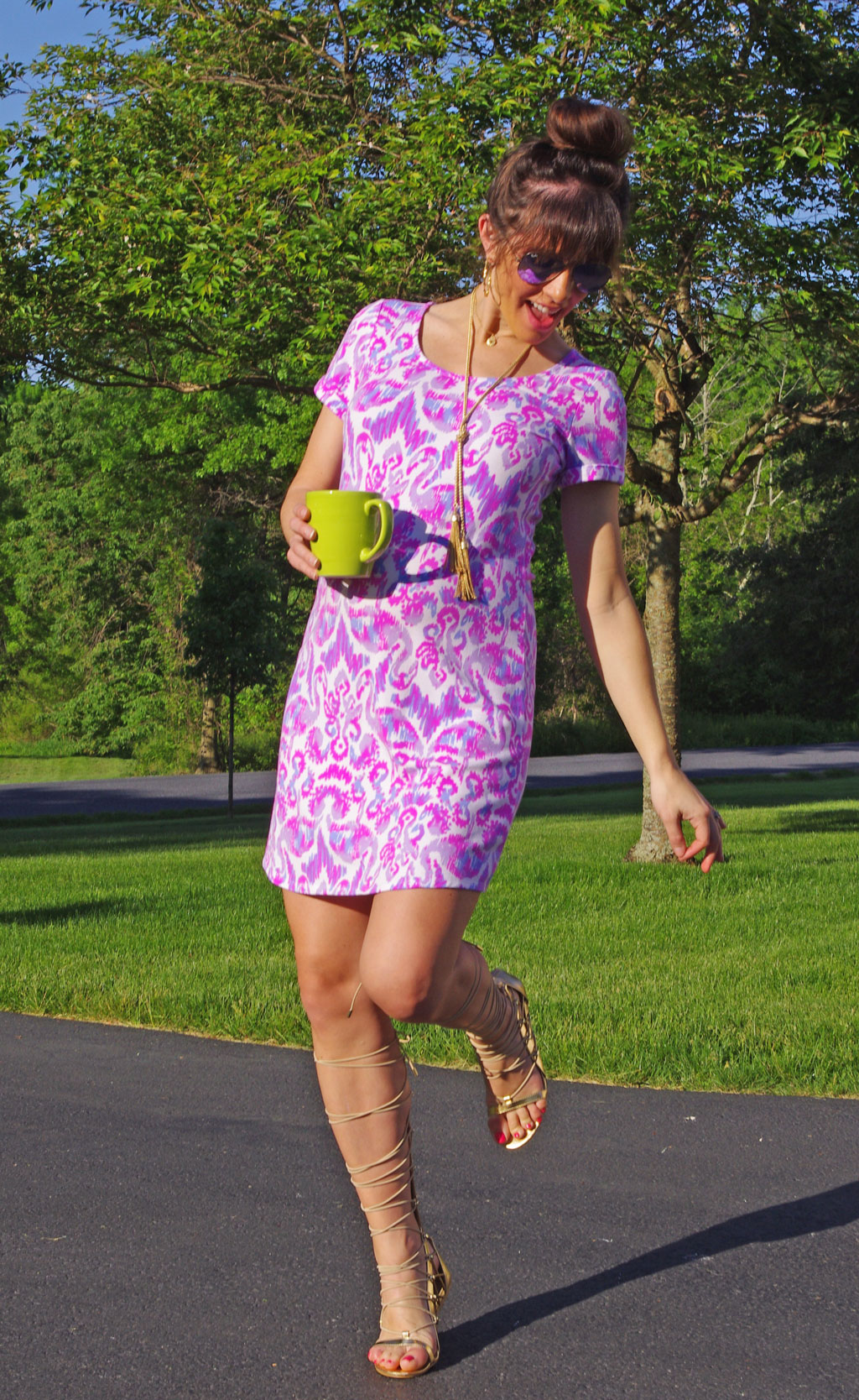 lilly-pulitzer-terry-tshirt-dress